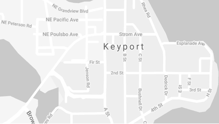 Keyport Location